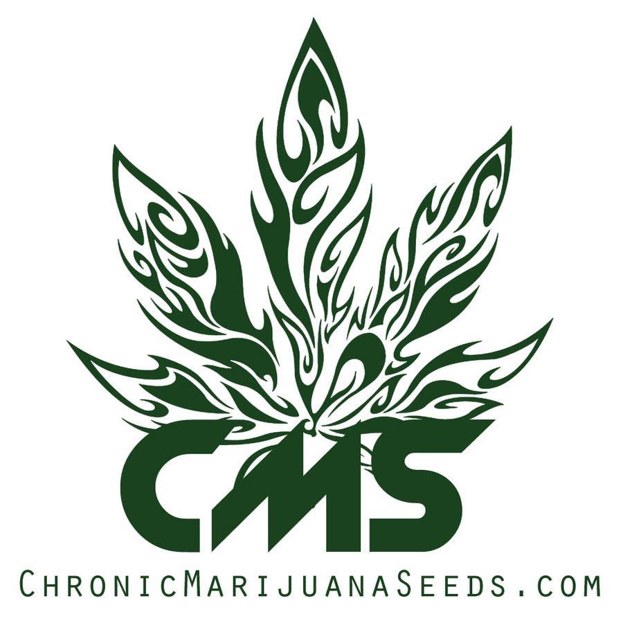 Kilpailutyö #4 kilpailussa Design a Logo for Chronic Marijuana Seeds