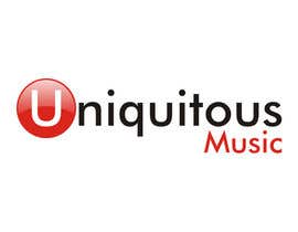 #34 para Design a Logo for Uniquitous Music por ibed05