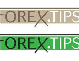 #13 para Design a Logo for FOREX.TIPS por mrslaurencurry