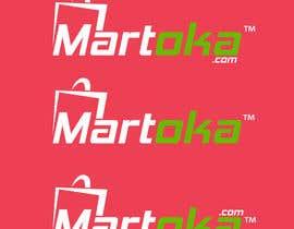 #22 para Logo design for  Martoka.com por fireacefist