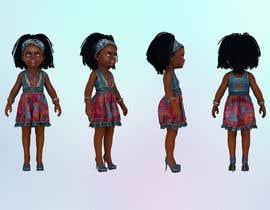 #1 untuk Design a Beautiful Black Girl Doll oleh Gimio
