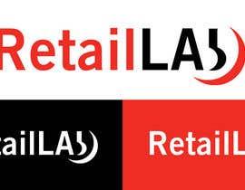 """#26 untuk Diseño de Logo """"RetailLab"""" oleh miguelfirewolf"""