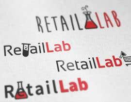 """Nro 11 kilpailuun Diseño de Logo """"RetailLab"""" käyttäjältä uywork"""
