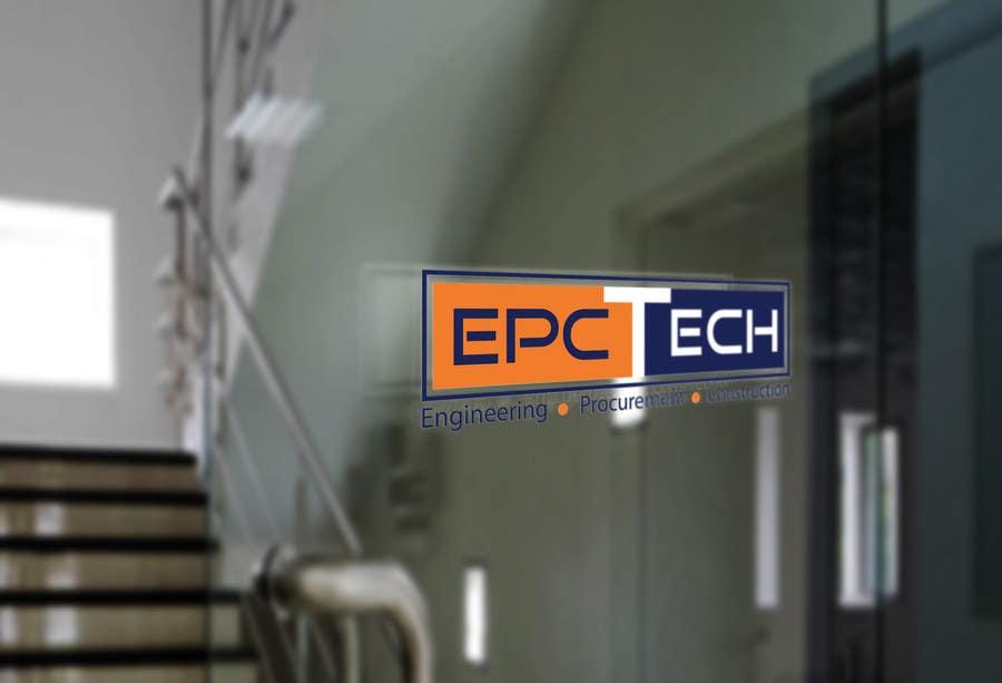 Kilpailutyö #86 kilpailussa Design a Logo for EPC TECH 1