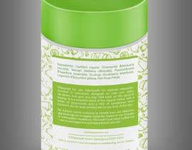 Nro 65 kilpailuun Design print packaging for herbal tea brand käyttäjältä madlabcreative