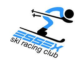 #37 para Design a Logo for a Ski Racing club por estela51