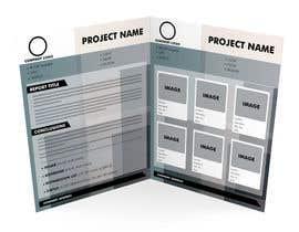 #34 for Design a graphical report template af itsvikz13