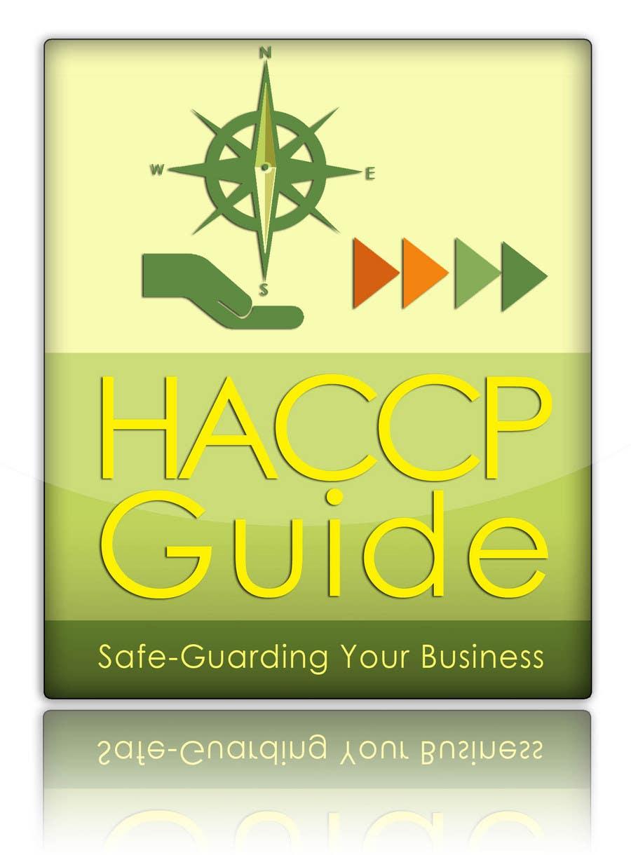 "Kilpailutyö #                                        200                                      kilpailussa                                         Logo Design for company named ""HACCP Guide"""
