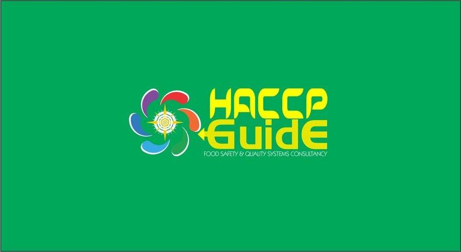 """Bài tham dự cuộc thi #                                        163                                      cho                                         Logo Design for company named """"HACCP Guide"""""""
