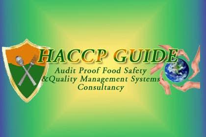 """Bài tham dự cuộc thi #                                        52                                      cho                                         Logo Design for company named """"HACCP Guide"""""""