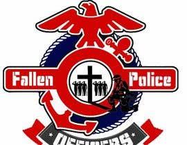 Nro 20 kilpailuun Police Supporter Flag/Graphic Design käyttäjältä vishingangel