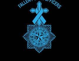 Nro 7 kilpailuun Police Supporter Flag/Graphic Design käyttäjältä luutrongtin89