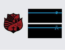 Nro 22 kilpailuun Police Supporter Flag/Graphic Design käyttäjältä Meljustwatching