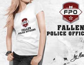 Nro 9 kilpailuun Police Supporter Flag/Graphic Design käyttäjältä Naumovski