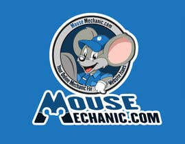 #52 para Design a Logo for Mouse Mechanic por aguirre2118