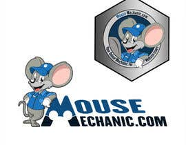 #55 para Design a Logo for Mouse Mechanic por aguirre2118