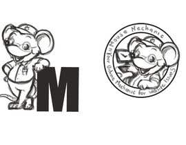 #32 para Design a Logo for Mouse Mechanic por LEODCROIX