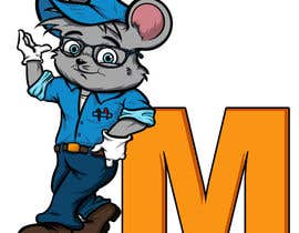 nº 17 pour Design a Logo for Mouse Mechanic par kawashimadesigns