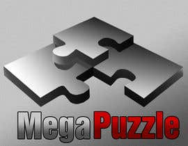 #45 for Design a Logo for Mega Puzzle and puzzle packs af dynamiteboy