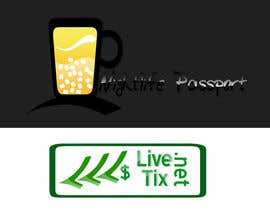 #8 cho Design a Logo for Nightlife Passport & LiveTix.net bởi Donvino