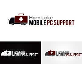 #4 for Design a Logo for Mobile PC Repair company. by Jevangood