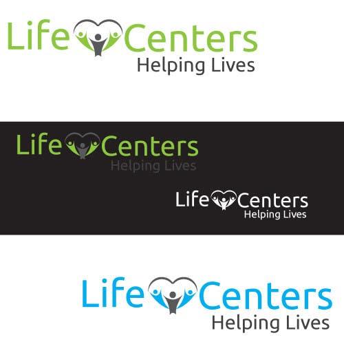 Konkurrenceindlæg #135 for Design a Logo for  Life Centers - Helping Lives
