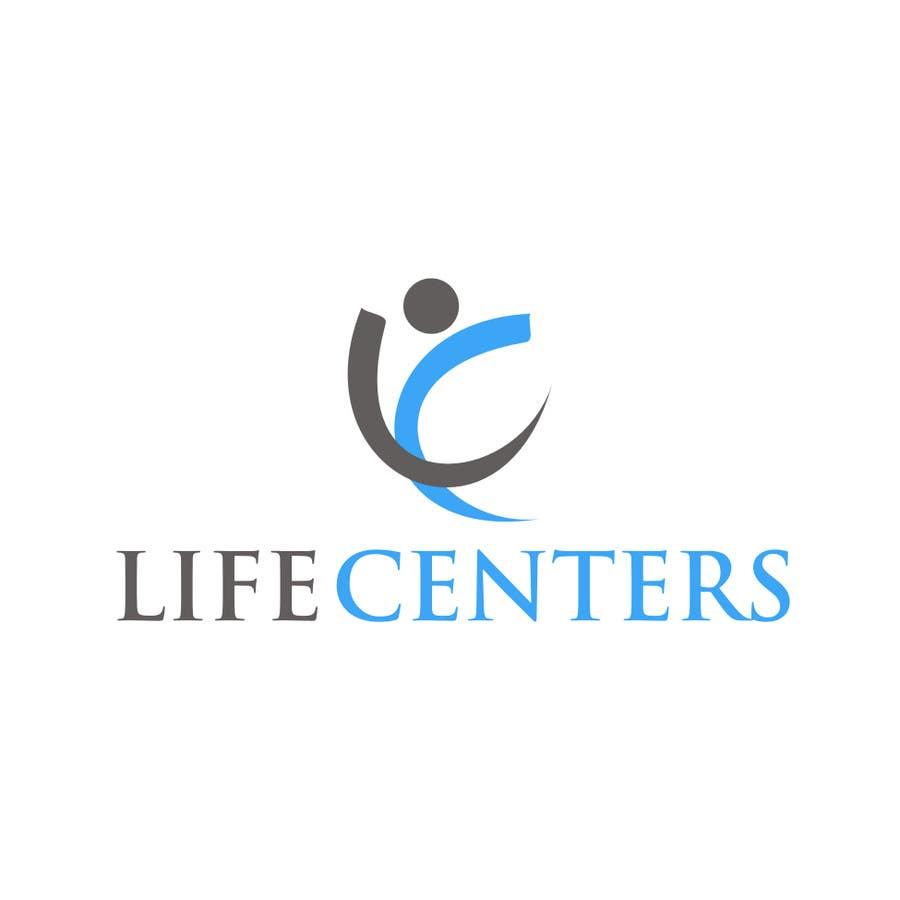 Konkurrenceindlæg #130 for Design a Logo for  Life Centers - Helping Lives