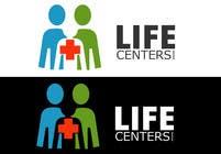 Graphic Design Entri Peraduan #56 for Design a Logo for  Life Centers - Helping Lives