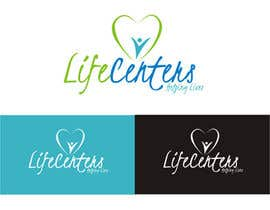 #127 for Design a Logo for  Life Centers - Helping Lives af primavaradin07
