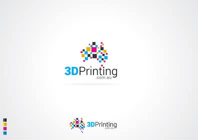 #22 for Design a Logo for a 3D Printing company by paxslg