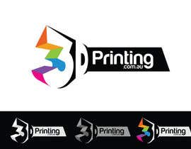 #252 for Design a Logo for a 3D Printing company af jass191