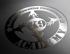 Nro 17 kilpailuun K9.Academy logo design käyttäjältä darkoosk