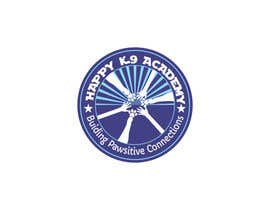 Nro 6 kilpailuun K9.Academy logo design käyttäjältä happychild