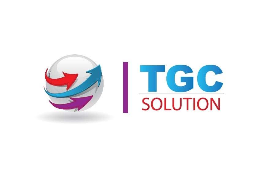 design a logo for tgc solutions freelancer