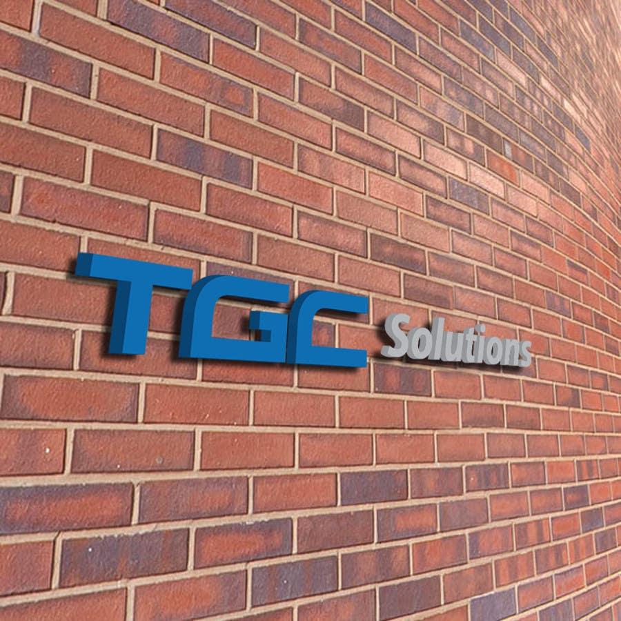 Proposition n°163 du concours Design a Logo for TGC Solutions