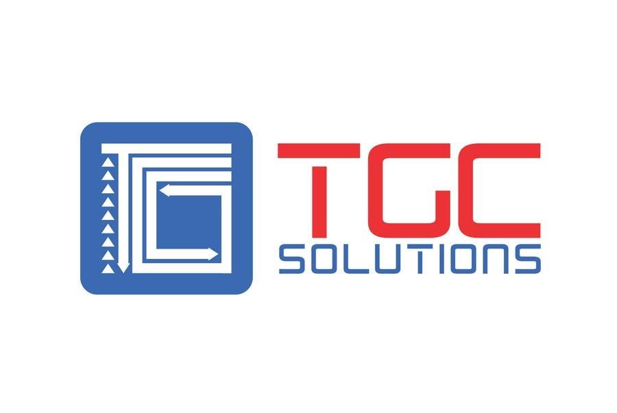 Proposition n°171 du concours Design a Logo for TGC Solutions