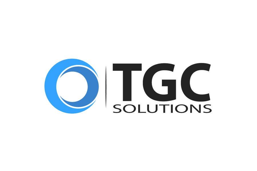 Proposition n°139 du concours Design a Logo for TGC Solutions