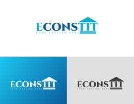 Nro 13 kilpailuun Concevez un logo ECONSTIT käyttäjältä lucianito78