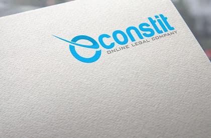 zubidesigner tarafından Concevez un logo ECONSTIT için no 98