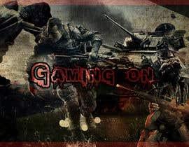 Nro 10 kilpailuun Illustrate a graphic with a Marines theme for a PS4 and xbox one console skin käyttäjältä Abhishek021992