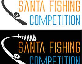 #14 para Design a Logo for fishing competition por weaarthebest