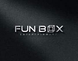 Nro 159 kilpailuun Logo for Funbox Entertainment käyttäjältä logofarmer