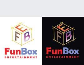 Nro 109 kilpailuun Logo for Funbox Entertainment käyttäjältä stamarazvan007