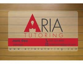#7 for Need Someone to Design a Classy Business Cards for my Tutoring Comany by carlaamsilva