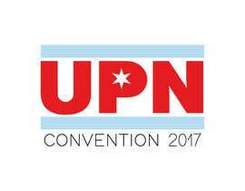 Nro 142 kilpailuun UPN Convention 2017 Logo and UPN graphic käyttäjältä marcelorock