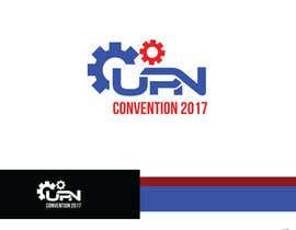 Nro 138 kilpailuun UPN Convention 2017 Logo and UPN graphic käyttäjältä artknight