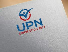 pagly2 tarafından UPN Convention 2017 Logo and UPN graphic için no 149