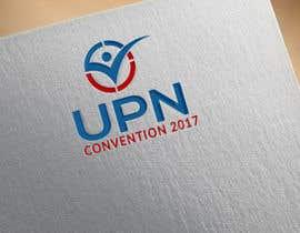 Nro 149 kilpailuun UPN Convention 2017 Logo and UPN graphic käyttäjältä pagly2