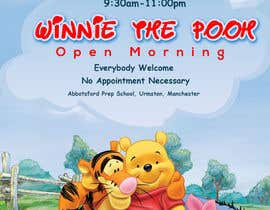 #13 untuk Design Flyer for School Open Morning oleh bhoyax