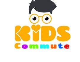 Nro 19 kilpailuun Kids Commute Logo käyttäjältä soraradu